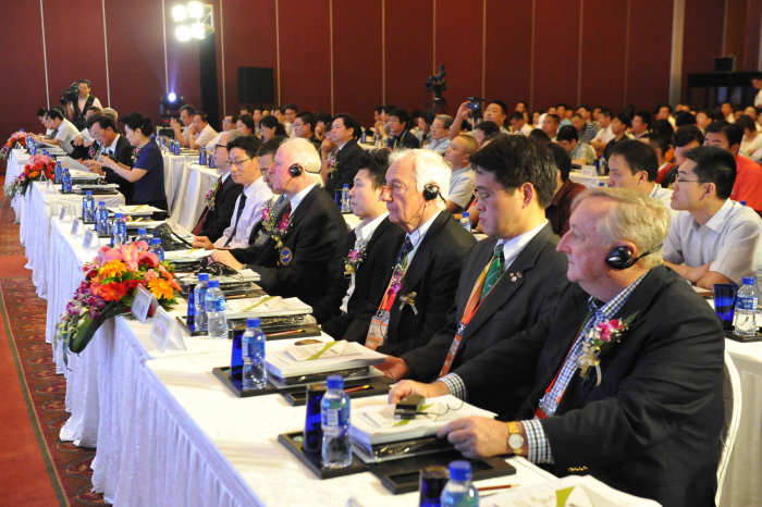 Connecting Business and Sports Services Event 2014 in Beijing, China