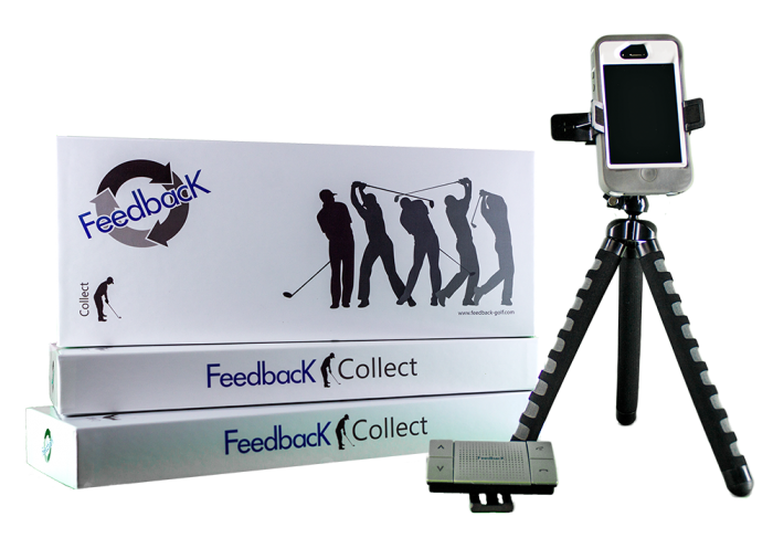 Demo Feedback Golf Swing Training Tech At 2014 PGA Merchandise Show Booth 1863 - Sports Techie blog