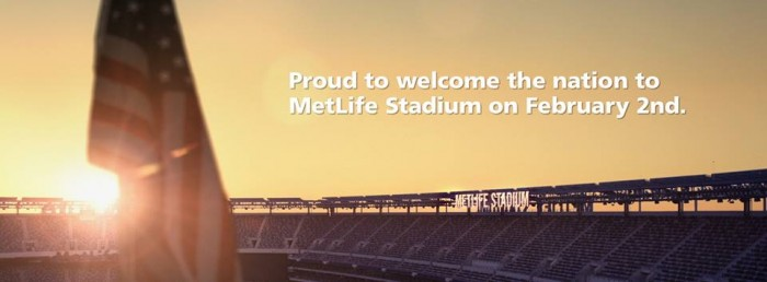 MetLife and the Peanuts gang welcome the world to MetLife Stadium on February 2nd. Game on.