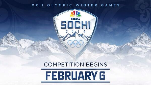 NBC Olympics Sochi - Competition Begin February 6th