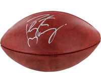 Win A Peyton Manning Autographed Football Prize From Draft Gods