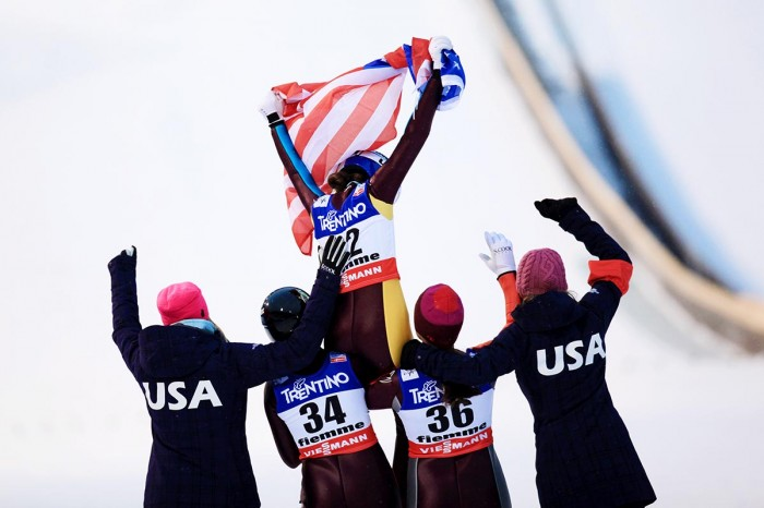 Women's Ski Jumping USA, a nonprofit, is the primary support organization for the U.S. National Team.