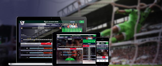 Carlsberg Live Match Centre By Deltatre For Barclays Premier League