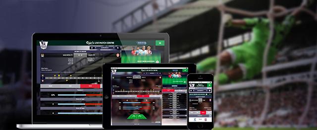 Carlsberg Live Match Centre By Deltatre For Barclays Premier League