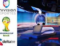 By offering an unprecedented sense of reality within the TV studio space, Univision Deportes' sports broadcasting will be reinforced with a unique edge provided by deltatre