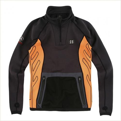 Kolon Sport Life Tech Extreme Environment Smart Jacket System Designed By Seymourpowell