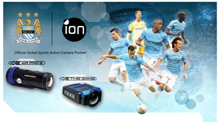 Over the length of the multi-year partnership, iON will provide City with their cutting edge cameras and state-of-the-art software, including the Air Pro 3 and the Game