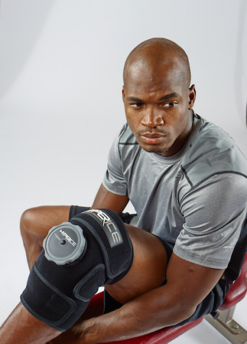 Adrian Peterson, Minnesota Vikings running back, joined Hyperice as an equity partner, making him the newest addition to the company's star studded athlete roster