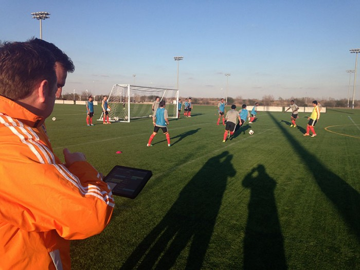 Houston Dynamo Lead MLS adoption Of Performa Sports Player Development Solutions - Sports Techie blog