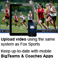 Upload video using the same system as Fox Sports