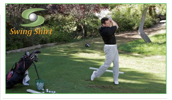 Swing Shirt™ is the very best training aid invented as touted by leading golf instructors across the US