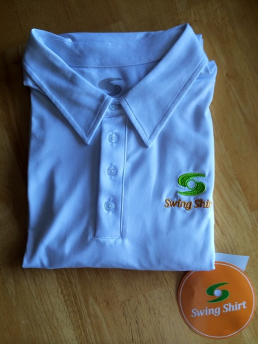 Swing Shirt™  Golf Training Aid Coaches Your Swing Like The Masters