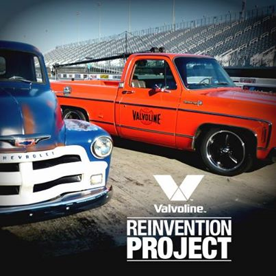 Dale Jr. and Jimmie Johnson's Classic Chevy Truck Creations Revealed - Sports Techie blog