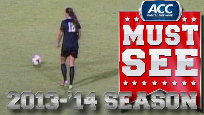 Fans vote for Wake Forest's Katie Stengel score in double overtime