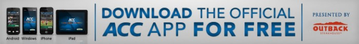 Download the official ACC app for free