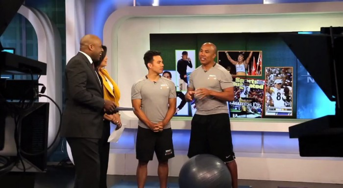 """Apolo Ohno Documents His Ironman Training in Web Series """"Mission Apolo"""" - Sports Techie blog"""