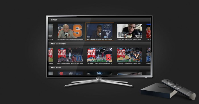 Watch NFL Draft Via Campus Insiders Launch On Amazon Fire TV And Kindle Fire Tablets - Sports Techie blog