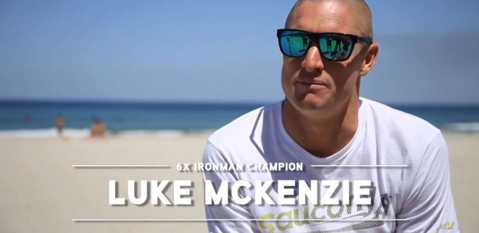 6X IRONMAN Champion Luke McKenzie
