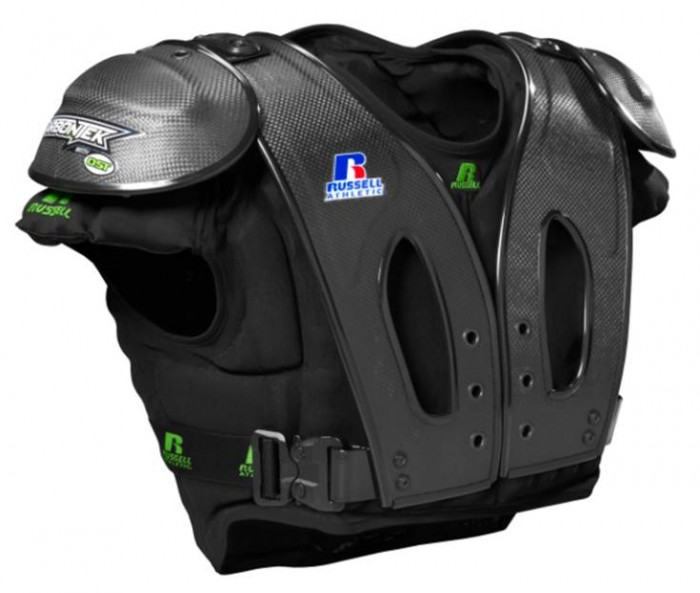 Russell Athletic Changes the Game with New, State-of-the-Art Shoulder Pad System
