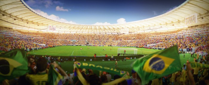 A deltatre team of 100 based in Brazil and Italy for #Brazil2014 promise to deliver the biggest #deltatre digital sports tech coverage ever