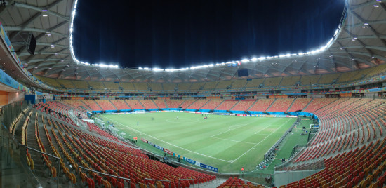 World Cup Brazil Venue Image Via Gabriel Smith On Flickr