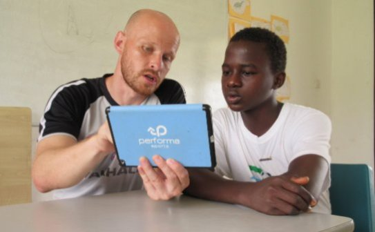 The Craig Bellamy Foundation operates Sierra Leone's only professional football academy, on a non-profit basis, providing financial assistant to children in need.