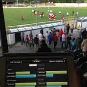 The Performa Sports application allows the CBF a digital ability to visually communicate match performances with youth who have never seen this type of coaching style or sport tech products before.