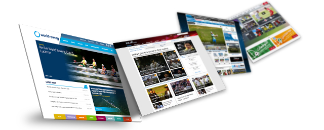 Forge 2014, A Multi-Platform Solution created by deltatre.