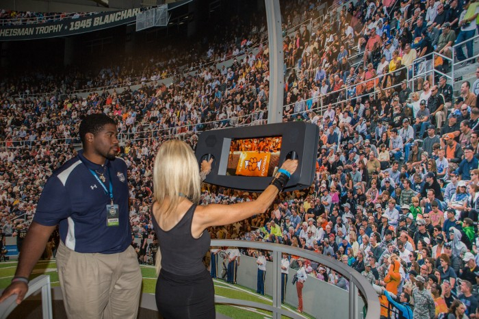 Whether you are a reader or follower of the Sports Techie community blog or not, this new facility is full of interactive and digital technology focused on college footballs 767 teams that will keep you entertained and coming back for more tailored and updated content.