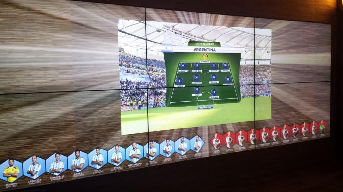 Today, Cisco announced that TV Globo, a longtime client, increased the scope of their partnership by creating an Industry leading 4K 'Future of TV' demo over the 2014 FIFA World Cup.