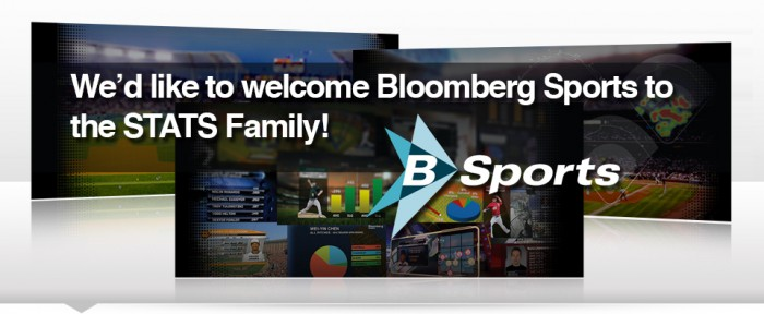 BSports strengthens STATS' Sports Solutions Group with technology, customers and leadership.