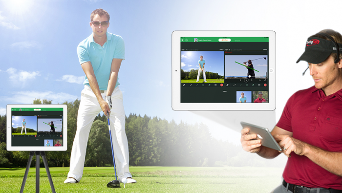Mobicoach Is First, Real-Time, Intuitive, HD Quality, Golf and Fitness Remote Coaching Service - Sports Techie blog