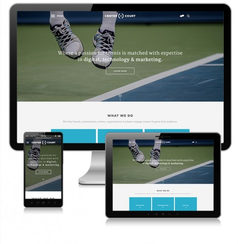 Center Court Marketing, The All Everything Tennis Digital Business Solution Launches In Austin