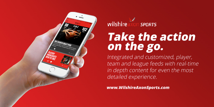 Wilshire Axon Sports Secures Series A Financing to Aggressively Accelerate Sales, Marketing, and Product Development.