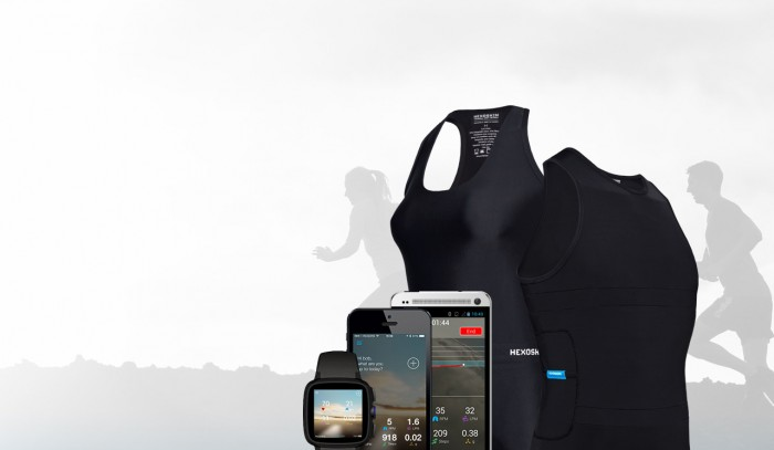 Hexoskin Expands Biometrics Clothing Line, Introduces the Arctic Smart Shirt.