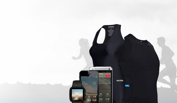 Hexoskin Expands Biometrics Clothing Line, Introduces the Arctic Smart Shirt.