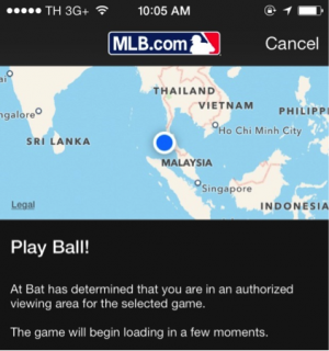 Fast forward in Internet speed to this past September, when thousands if not millions of global fans had the opportunity to engage with World Series games. in real-time over the web.