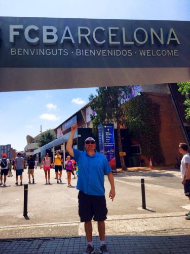 Camp Nou Experience Tour FC Barcelona