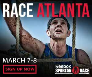 The Reebok Spartan Up! Atlanta is Match 7-8.