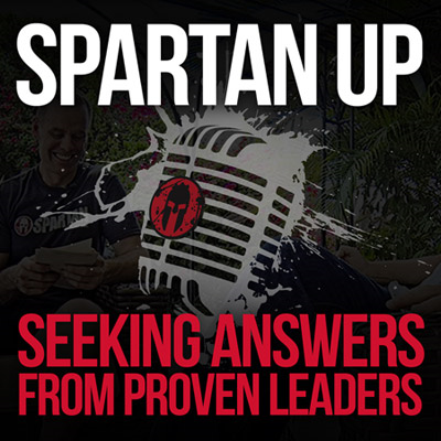 Spartan Up! Audio iTunes Podcast.