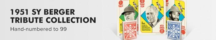 Topps To Offer Tribute Sets For Legendary Card Designer Sy Berger