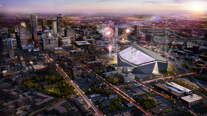 State-of-the-art venue becomes first new stadium construction project to choose LED lighting.