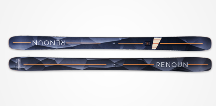 RENOUN Ski Smart Impact Material Uses D30 Sports Technology - Sports Techie blog