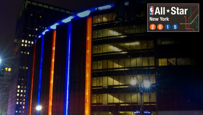 NBA TV and NBA.com live streaming daily content highlights for NBA All-Star 2015.