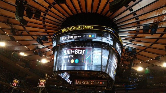 Turner Sports NBA All-Star Game NYC Digital Coverage Touches 150 Million Fans.