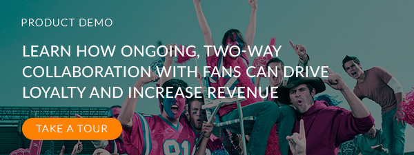Now sports teams can harness the collective wisdom of their fans to tackle key business challenges.