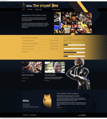 Sports Fan Council Customer Intelligence Sports Technology For Pro Teams Launched By Vision Critical - Sports Techie blog