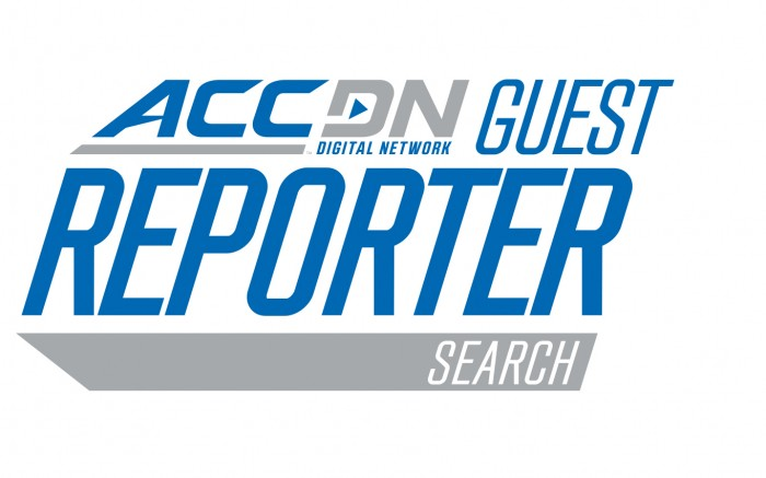 The ACC Digital Network Tournament Fan Experience And Guest Reporter Search Winners - Sports Techie blog.