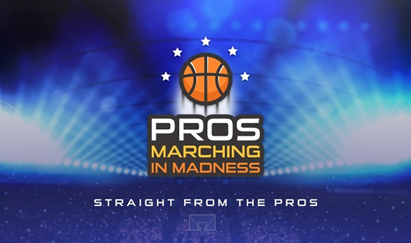 "SportsBlog Launches ""Pros Marching In Madness"" Platform For The NCAA Tournament Current & Former Pros Such as Sam Perkins, Spencer Haywood, Tamika Catchings, Stefanie Dolson, Justin Forsett & Charlie Villanueva To Weigh In On Anything & Everything Related To The Big Dance."