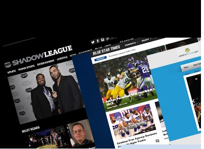 . The SportsBlog Media Group is made up of some of the most popular sports sites online, including LakersNation, TheShadowLeague, Sports Techie and DodgersNation.